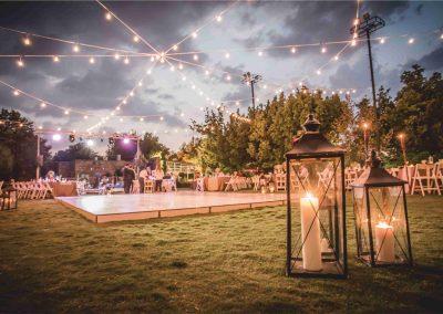 Прекрасно място за сватба на открито в София