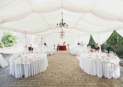 Галени градини - Сватби и тържества на открито София